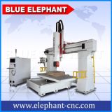Ele 1224 5개의 축선 CNC 목공 기계, 거품 형을%s 5개의 축선 CNC 대패