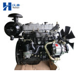 Diesel van Isuzu 4JB1 motormotor voor van de vorkheftruckmachines van de vrachtwagenbus het wiellader