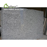 Spray White Granite Slabs for Big Sales