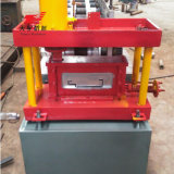 Rolo de aço do frame de porta do metal de Tianyu que dá forma à máquina para a venda