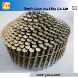 Diamant-Punkt-glatter gemischter Ring nagelt Hersteller und Exporteur