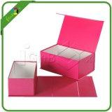 Коробка профессиональной складчатости фабрики оптовой бумажная