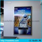 Scegliere la casella chiara sottile di alluminio parteggiata del blocco per grafici LED che fa pubblicità al prodotto