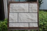 のどの外部の装飾的な壁の石の別荘(YLD-7700)のための人工的な壁の羽目板