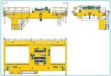 O levantamento contínuo elétrico resistente do metal moldou o fabricante da fábrica do guindaste