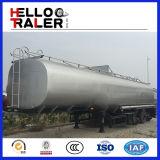Het tri Koolstofstaal van de As 60000 van de Brandstof Liter Aanhangwagen van de Tank van de Semi