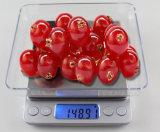 escala electrónica 3000g del bolsillo del peso de balance de Digitaces de la joyería de la precisión 0.1gram