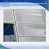 Perforiertes Aluminiumblatt für dekoratives einzelnes Aluminiumpanel