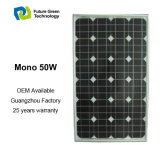 Célula Solar Fotovoltaica Policristalina Sun de la Potencia Reanudable de 200-300W