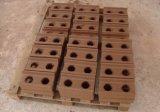 기계에게 작은 생산 라인을 하는 가득 차있는 자동적인 콘크리트 블록
