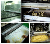 飴玉の生産ライン(GD150)を満たすチョコレート中心