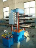 Goma de la máquina de vulcanización de la banda de rodamiento
