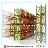 Шкаф паллета покрытия ISO9001&BV силы Q235 Китая регулируемый разнослоистый стальной