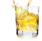 Produtos vidreiros da soda, Tumbler de vidro Crystalized usado chá do café do suco
