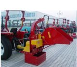Hydraulischer hölzerner Abklopfhammer für Traktoren 25-45HP (Modell WC-10 mit Europa-Bescheinigung, Reißwolf)