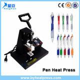 Machine de presse de la chaleur de stylo numérique, machine de sublimation de transfert thermique d'impression de crayon lecteur