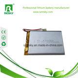 batteria del polimero dello ione del litio di 3.7V 2450mAh per la macchina fotografica