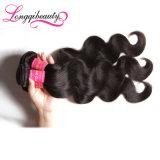 Da extensão brasileira do cabelo do Virgin da classe de qualidade superior 7A cabelo humano
