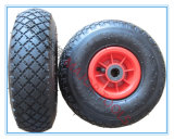 3.00-4 Pnuematic Gummirad für Lastwagen-Laufkatze-Karren