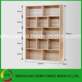 Bibliothèque en bois d'étagère de meubles