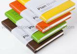 Тетрадь повестки дня крышки кожи PU Moleskine высокого качества изготовленный на заказ для подарков (PUN402)