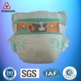 Sûreté et belles couches-culottes remplaçables de bébé