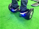 10inch Two Wheel Smart Self Balance Electric Scooter mit Bluetooth und LED für Adults