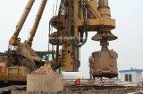 TR400D - 105m bohrende Tiefe für Basis-Stapel auf Hardröcken