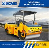 XCMG amtliche doppelte Trommel-Vibrationsstraßen-Rolle des Hersteller-Xd81e 8ton