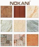 Mattonelle di pavimento di legno di sguardo della porcellana/mattonelle di ceramica parete rustica