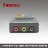 Instrument de mesure de vibration d'étalonnage de signal de Transmation