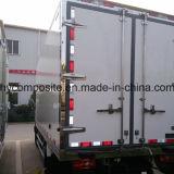 Panneau léger d'isolation de fibre de verre de Gel-Couche pour la construction de corps de camion