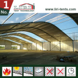 grande tente de chapiteau de voûte de 40X100m pour le centre d'événement