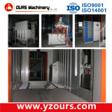 Selbstauto-Spritzlackierverfahren-Raum mit CER und ISO-Zustimmung