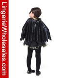 Costume малыша девушки платья Batgirl малышей Halloween Cosplay