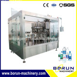Máquina de rellenar de la pequeña agua embotellada automática llena