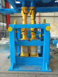 棒の銅の連続鋳造および圧延の生産ライン
