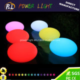 Party LED Decoration Flat Balls Lampe LED Mood avec télécommande