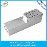 Aluminiumpräzision CNC zerteilt Aluminiumteile mit anodisierenmaschinell bearbeitenteilen