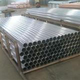 Tubo hexagonal de aluminio de 6000 series