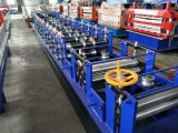 Rodillo de acero de la hoja del material para techos del fabricante de China que forma la máquina