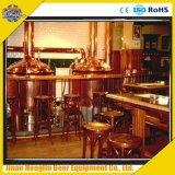 Matériel de cuivre de brassage de bière de Pub