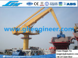 grue hydraulique de l'encavateur E de centrale 1000tph