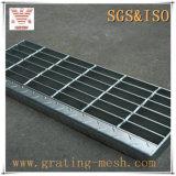 プラットホームのための頑丈な電流を通された鋼鉄格子