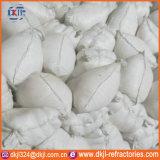 Thermische Isolierungs-Material-Geschlechtskrankheits-keramische Faser-durchgebrannte Masse 1260