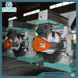 La boulette en bois de première biomasse de fabrication usine la biomasse/bois/sciure/paume