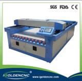 Máquina de acrílico del laser del vidrio 3D del MDF de madera