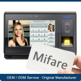 drahtloses Kamera-Linux Fingeprint MIFARE IP-3G Zugriffssteuerung-System