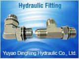 En acier ou en tuyau en acier inoxydable de montage (droite, coude et T)