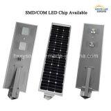 Hxxy 2 luz de rua solar do diodo emissor de luz da garantia 60W do ano